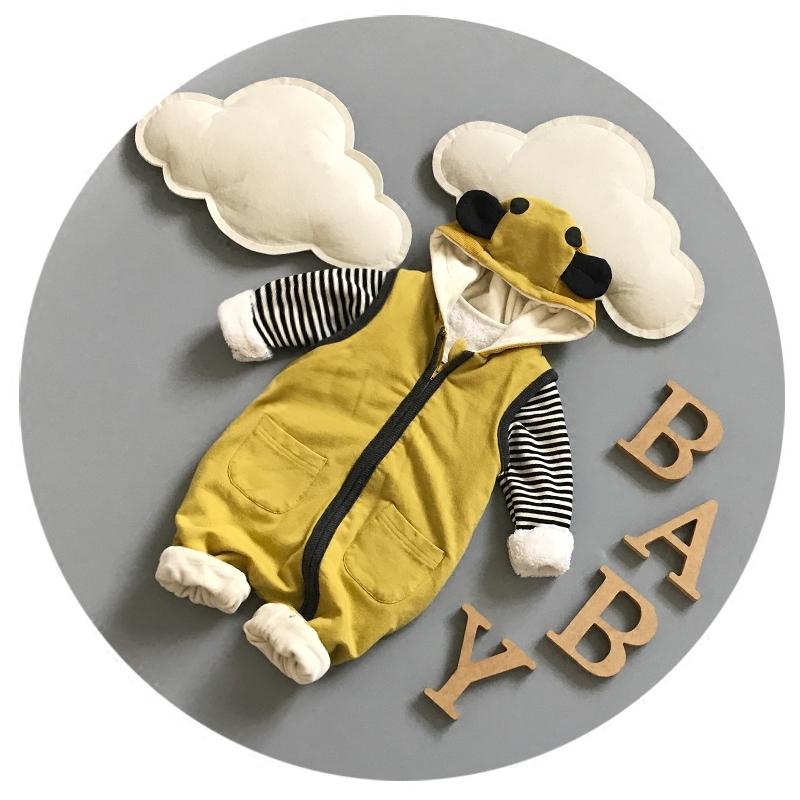 宝宝背带裤秋冬加绒婴儿连体裤子婴幼儿马甲爬爬服冬装哈衣3-6月9 发货周期:一般在付款后2-90天左右发货,具体发货时间请以与客服协商的时间为准