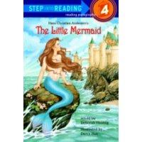 英文原版 儿童分级读物 Step Into Reading Level 4: The Little Mermaid I
