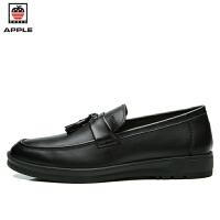 苹果APPLE男士轻便橡胶防滑时尚鞋