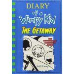 小屁孩日记 英文原版绘本 漫画 小屁孩 日志 漫画小说 儿童文学 The Getaway Diary of a Wim