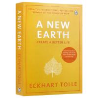 新世界 灵性的觉醒 英文原版 A New Earth Create a Better Life 奥普拉俱乐部荐Eckha