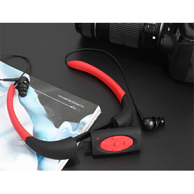 水下mp3 游泳防水MP3耳机播放器运动跑步健身潜水下游泳MP3头戴式无线耳机 发货周期:一般在付款后2-90天左右发货,具体发货时间请以与客服协商的时间为准