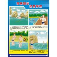 正版原装包发票溺水事故预防与自救―预防溺水安全知识宣传图片