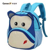 卡拉羊儿童双肩包书包可爱卡通幼儿背包小孩包包韩版潮包C6020