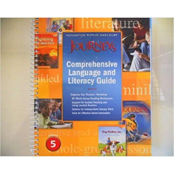 Houghton Mifflin Harcourt Journeys: Common Core Literacy and Language Guide Grade 5 9780547866512