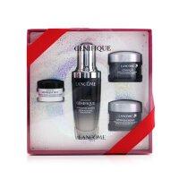 兰蔻 Lancome 小黑瓶礼盒套装: 1x 精华肌底液 - 50ml/1.69oz + 1x 眼霜 - 5ml/0.1