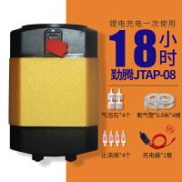 便携式迷你充电氧气泵超静音增氧机小鱼缸水族箱造浪泵养鱼增氧泵新品