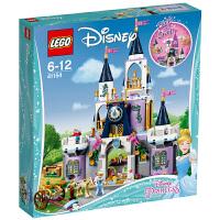 【当当自营】LEGO乐高积木迪士尼公主系列41154 灰姑娘的梦幻城堡