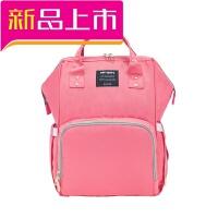 防盗妈咪包双肩大容量多功能防水保温待产包外出包时尚背包