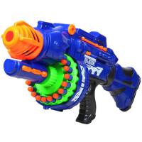 电动连发软弹枪儿童玩具枪狙击枪安全软子弹发射软蛋男孩玩具抢