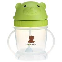 【当当自营】小白熊 小熊吸管杯250ml 09105 颜色随机 水壶/水杯/吸管杯