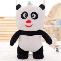 熊猫和捷克小鼹鼠毛绒玩具公仔鼹鼠抱枕靠垫玩偶布娃娃礼品