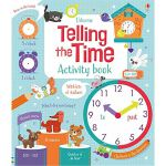 Telling the Time Activity Book (Maths Activity Books)