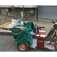 电动三轮车车篷防雨遮阳篷车蓬折叠车棚小三轮车型车鹏新品