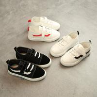 春秋季儿童运动鞋男童鞋子透气板鞋女童小白鞋宝宝休闲鞋