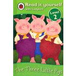 Ladybird:The Three Little Pigs(Read It Yourself-Level 2) 小瓢虫分级读物:《三只小猪》(阅读级别:2)ISBN 9781409303978