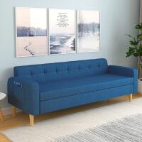 良木布艺沙发宜家家居小户型客厅欧式沙发组合套装双人可拆洗旗舰