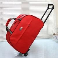 布面行李箱多功能大容量儿童拖包男款公主拉杆包拉杆箱加厚箱包卡