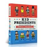 顺丰发货 Kid Presidents: True Tales of Childhood from Ame 精装 英文