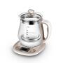 【九阳品质厨电】九阳(Joyoung)K15-D65养生壶 加厚玻璃 多段保温多功能烧水壶 茶壶