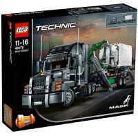 【当当自营】LEGO乐高积木机械组Technic系列42078 11-16岁马克卡车MACKAnthem