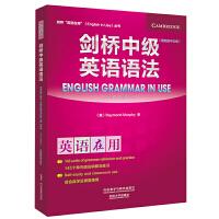 剑桥中级英语语法(剑桥英语在用English in Use丛书)(第四版中文版)