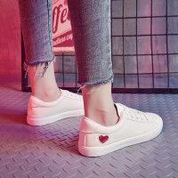 韩版时尚百搭休闲鞋平底单鞋板鞋学生chic小白鞋女鞋