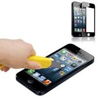 iphone4/4s膜 屏幕膜 手机纳米贴膜 iphone4屏幕保护膜