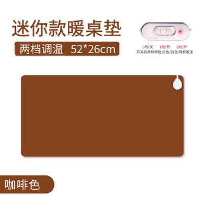 丽禾发热保暖桌垫办公室超大电脑桌面暖手加热鼠标垫电热板写字台 厂家直销 货品保证 20s快速发热