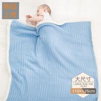 婴儿毛毯被羊羔绒盖毯双层加厚冬季宝宝珊瑚绒毯儿童毯子定制