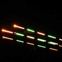 大物夜光漂充电电子漂纳米青鱼漂水无影自动夜钓超亮5目浮力水库NMVX05