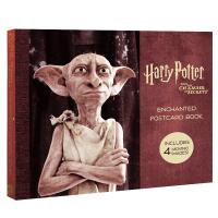 Harry Potter and the Chamber of Secrets 哈利波特与密室明信片书 英文原版 哈利波