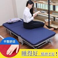 折叠床单人床办公室午休午睡床海绵木板床医院陪护床行军床简易床