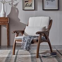 北欧乌金木沙发冬夏两用客厅 新中式全实木家具轻奢组合现代简约 位(收藏加购立减50元)