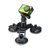 ikodoo爱酷多 Gopro/小蚁相机 Hero5/4/3/2运动相机云台 吸盘支架 蜘蛛蛇形支架