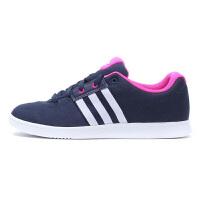 阿迪达斯Adidas AW5026网球鞋女鞋 低帮帆布运动休闲鞋板鞋