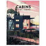【Bibliotheca Universalis】Cabins 木屋 英文建筑设计图书籍