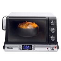 Delonghi/德�� EOB20712家用多功能�烤箱面包蛋糕烘培�C智能烤箱