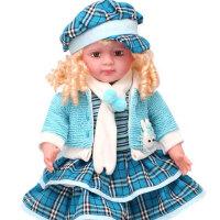 多丽丝会说话智能娃娃 芭比洋娃娃儿童玩具布娃娃可爱女孩玩具