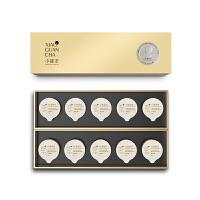 【年味狂欢 礼盒特惠】小罐茶 特级白茶白毫银针太姥银针茶叶礼盒装 40g
