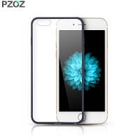 iPhone6plus超薄硅胶5.5保护套苹果六边框式ipone6s手机壳4.7简约