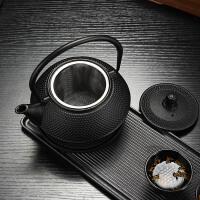 铸铁泡茶烧水壶煮茶器电陶炉茶炉功夫茶具套装铁壶铸铁茶壶泡茶煮水壶功夫茶具年会活动礼品套装