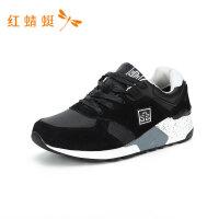 红蜻蜓新款男鞋潮鞋休闲鞋韩版潮流百搭鞋男运动舒适-