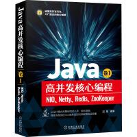Java高并发核心编程 卷1 NIO、Netty、Redis、ZooKeeper 机械工业出版社