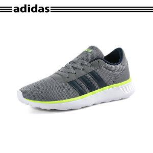 【新品】Adidas LITE RACER 运动跑步休闲男鞋 AW3867