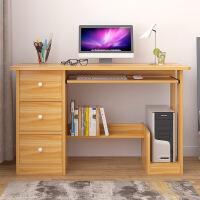 良木电脑桌宜家家居台式家用学生书桌卧室学习写字桌办公桌子旗舰