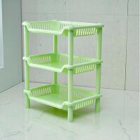 置物架浴室厨房三层长方形置物架
