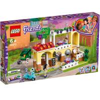 【当当自营】LEGO乐高积木好朋友Friends系列41379 6岁+心湖城意大利餐厅