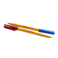 STAEDTLER施德楼430F 430M圆珠笔原装原子笔学生办公用油笔
