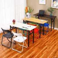 折�B桌子�[��美甲桌���h桌�L�l桌培��n桌�易餐桌家用�L方形��桌